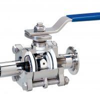 clean steam valve-no background